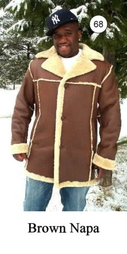 8bfcf1b8b9e6cb Montana Men's Shearling Sheepskin Coat - Sickafus Sheepskins ...
