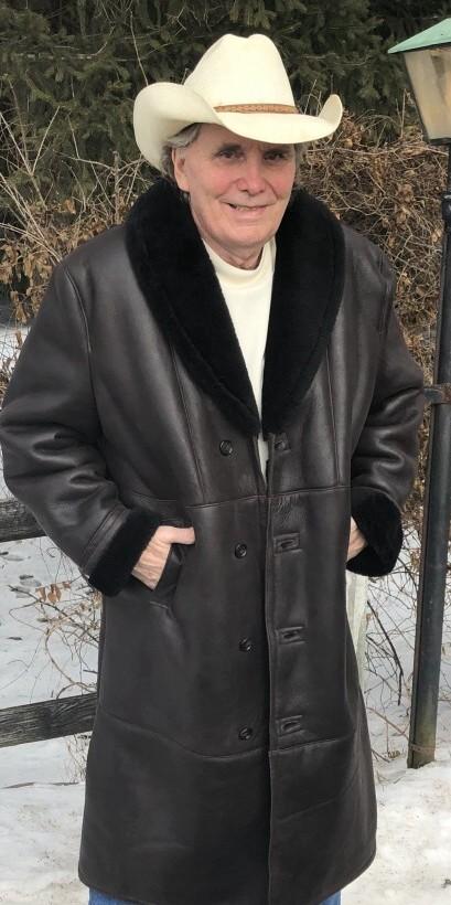 1aa2bde44 Dark Brown Montana Napa Shearling Sheepskin Coat